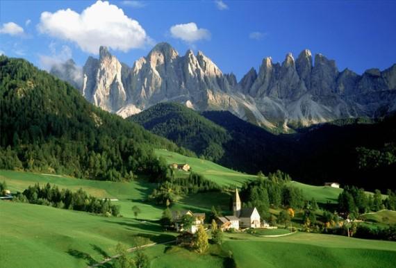 Sunday 19th October's Last Regional Lunch on Alto Adige