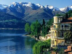 Sunday 31st May ~ Long Italian Lunch in the Italian Lakes