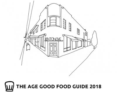 Centonove Chefs Hat 2018