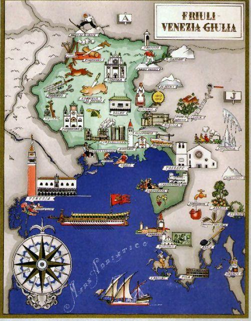 FULLY BOOKED – Friuli Venezia Giulia