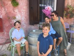 Long Italian Lunch ~ Part 1: 9/9/18 Our road trip of Italy 2018